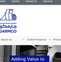 Garmco annouonced the release of their new website based on eBuilderCMS.Net