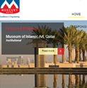 New website is launched for Mercurymena using eBuilderCMS.Net